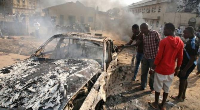 Nigeria was hit on Christmas Day by a wave of bombings blamed on Boko Haram.  By Sunday Aghaeze (AFP)