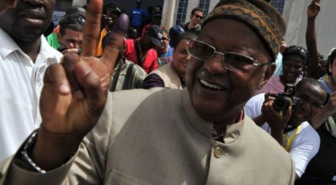 Carlos Gomes secured 48.97% of the vote in the Guinea-Bissau election.  By Issouf Sanogo (AFP/File)