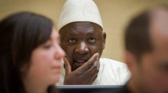Lubanga was found guilty in March of using child soldiers.  By Evert Jan Daniels (AFP/POOL/File)