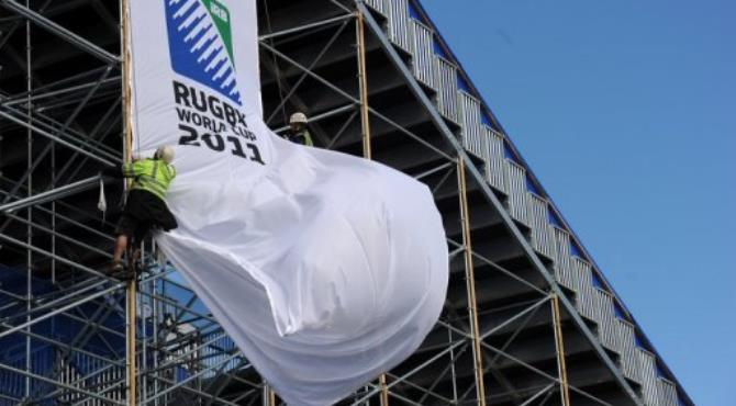 Rugby's four-yearly World Cup showpiece kicks off  Friday in New Zealand.  By Gabriel Bouys (AFP)