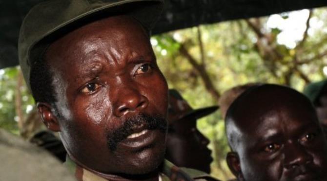 Joseph Kony, pictured in 2006, is wanted by the International Criminal Court on war crimes charges.  By Stuart Price (AFP/File)