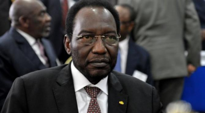 Mali's transition president Diancounda Traore.  By Seyllou (AFP/File)