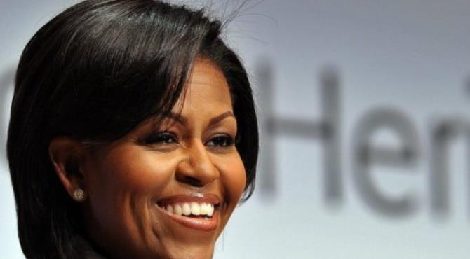 Michelle Obama's Africa trip will include stops in Pretoria, Cape Town and Gabarone.  By Jewel Samad (AFP/File)