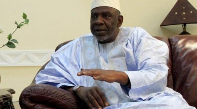 Cheick Modibo Diarra quit as Malian prime minister after being arrested by soldiers.  By Habibou Kouyate (AFP/File)