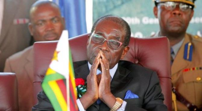 Pro-Mugabe radio station Star FM began transmitting at midday today.  By Joseph Mwenda (AFP)