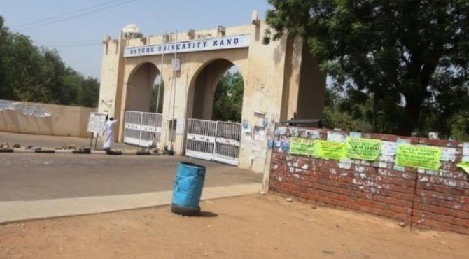 Attackers armed with bombs and guns targeted churchgoers on Kano's Bayero university campus Sunday.  By Aminu Abubakar (AFP)