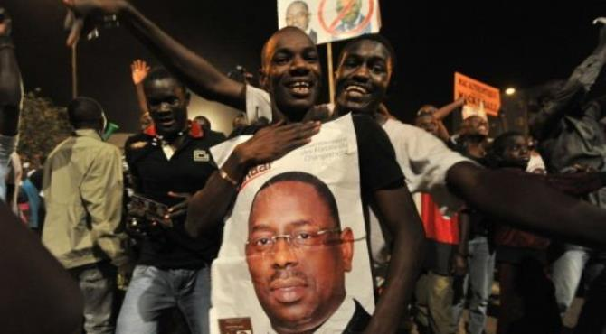 Senegal was jubilant after an election that brought Wade's increasingly controversial rule to a crushing end.  By Issouf Sanogo (AFP)