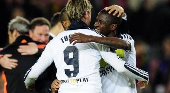 Ramires and Torres the men who delivered Chelsea for the deadly claws of Barcelona at the fortress of Nou Camp
