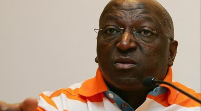 Jacques Anouma could take no part in CAF election