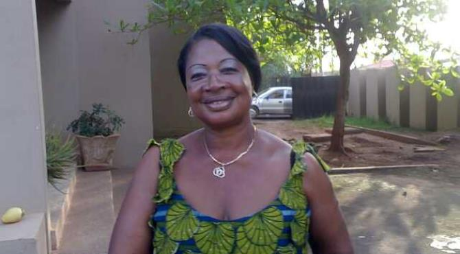 Mrs Jane Amartey