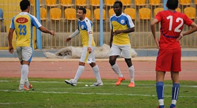 John Antwi wants to play for the Black Stars as he tops the scorers chart in Egypt