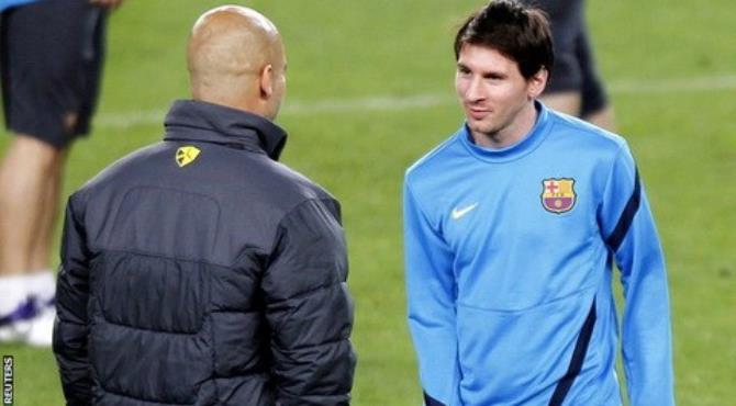 Argentine superstar Lionel Messi believes head coach Pep Guardiola is more important to Barcelona than he is.