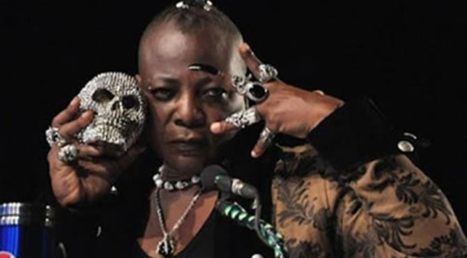 Charles Oputa popularly known as Charly Boy