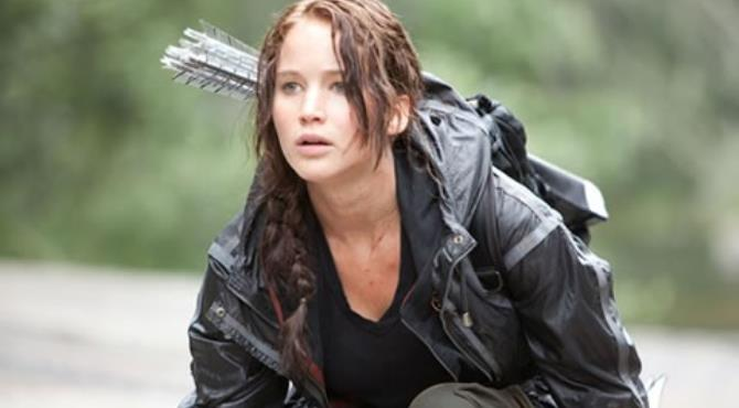 Talking Movies' Tom Brook looks at the hype surrounding The Hunger Games