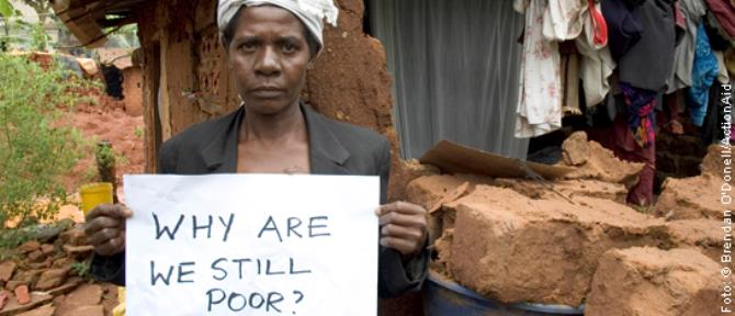 Why is Ghana poor after 55 years of Independence?