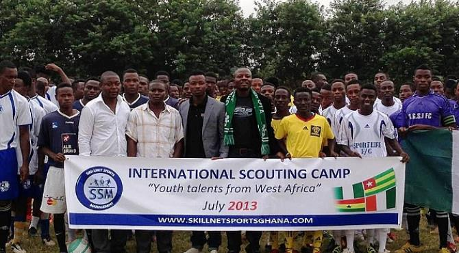Skillnet Sports International Youth Camp