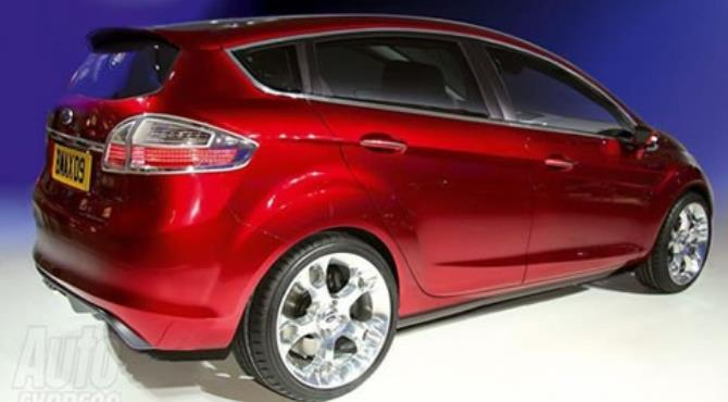 Ford B-Max compact