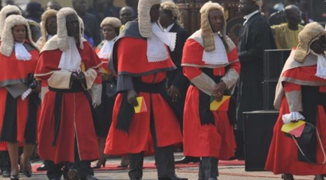 Judicial service staff complement the work of judges and magistrates
