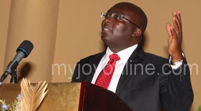 Dr Bawumia at his Ferdinand Ayim Memorial lecture riled many in government