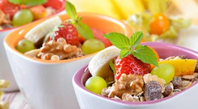Foods that will make you run faster: Fresh fruit