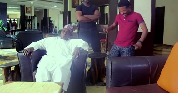 Samuel Ajibola's New Skit Starring Ex- Nigerian President Chief Olusegun Obasanjo