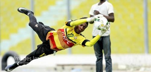 Asante Kotoko shot-stopper Felix Annan thrilled with Black Stars debut