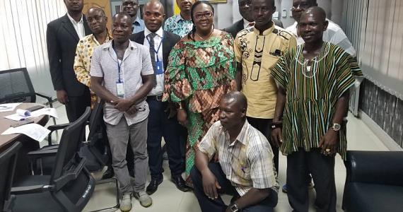 Deputy Health Minister Calls On Civil Societies To Help Retoo