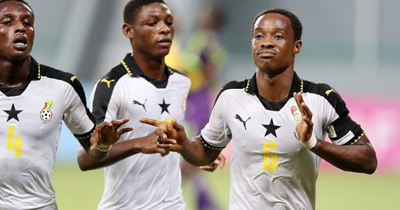FIFA U-17 World Cup: Awudu Issaka Impressed With Black Starlets Captain's Performance