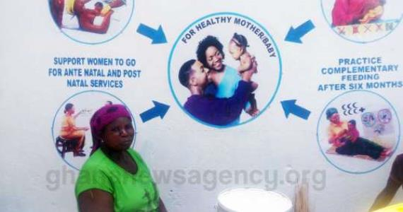 See The NGO Using Paintings To Promote Healthy Living