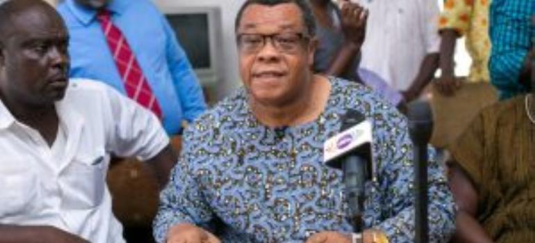 Augustus Goosie Tanoh denies tagging NDC members as corrupt – Campaign team