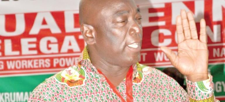 'We aren't politically motivated, Things are tough' -TUC