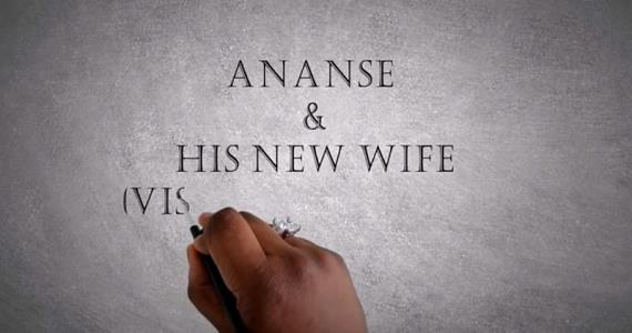 Ananse And His New Wife - An Introduction To Adinkra Symbols