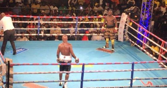 Bastie Samir Stops Bukom Banku In Seventh Round