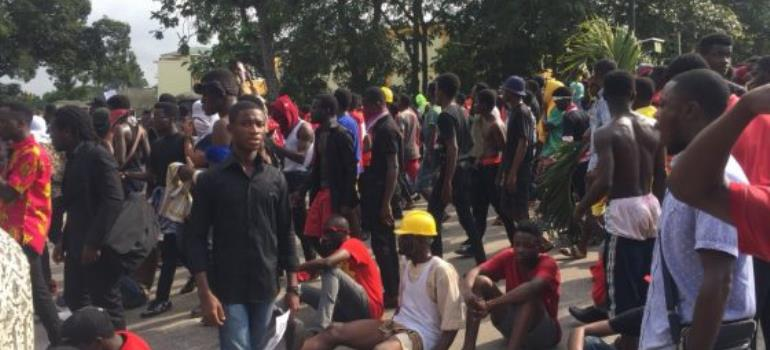 KNUST Chaos: Education Ministry Appeals For Calm