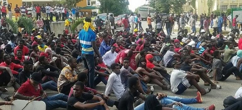 20 KNUST Students Arrested Over Riots - Police