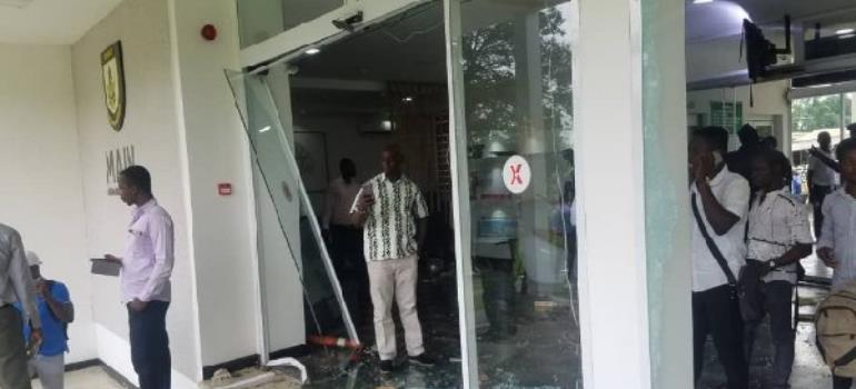 Don't Blame Students For Damage Of Properties - KNUST SRC