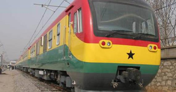 Accra: Authorities Suspend Rail Operations After Train Derailed On Monday