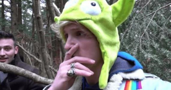 Logan Paul In Trouble Over Japanese Suicide Video