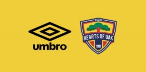 'There's No Bigger Football Club In Ghana Than Hearts of Oak' – Umbro
