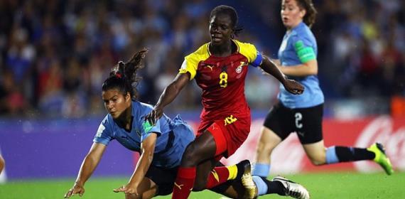 FIFA U17 WWC: Evans Adotey Not Surprised By Abdulai Mukarama's Heroics Against Uruguay