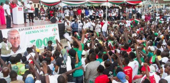 NDC Congress: Vote For Women Candidates - WiLDAF Ghana To NDC Delegates