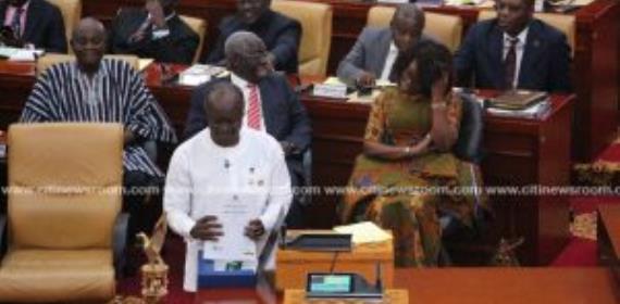 Ghana's debt stock hits 70% of GDP