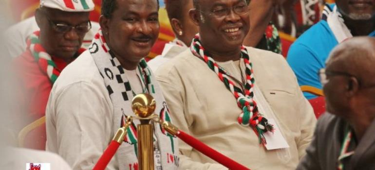 NDC delegates will elect new executives - Spio-Garbrah predicts