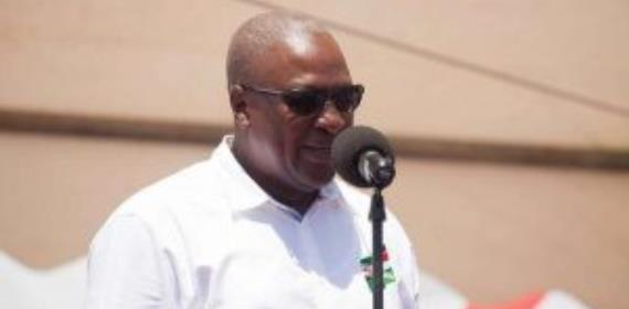 Ghanaians Will Vote Out 'Lying' Akufo-Addo Gov't--John Mahama