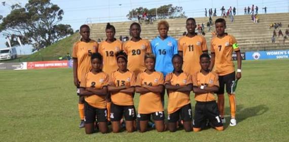 AWCON 2018 Group B: Zambia 5-0 Equatorial Guinea