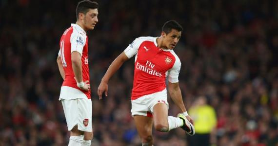 Sanchez And Ozil Want To Stay - Wenger