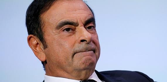 Nissan chairman Ghosn arrested for financial misconduct