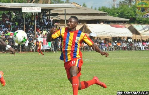 Joseph Esso Out Of Black Stars B Squad Due To Injury