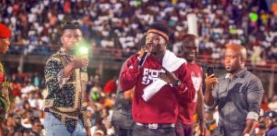 2018 ECOFEST: Kuami Eugene, Patapaa Rock Fans in Sierra Leone