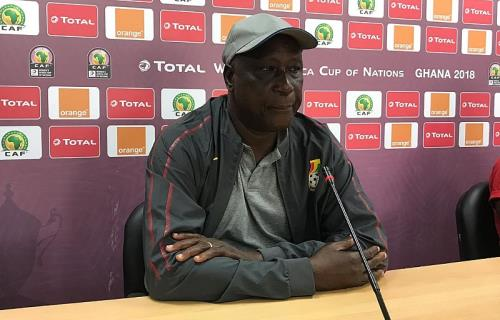 AWCON 2018: 'Ghana Is The Best team At AWCON 2018' - Black Queens Coach